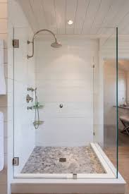 ideas for bathroom showers 27 walk in shower tile ideas that will inspire you home remodeling