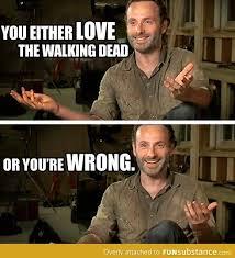 Walking Dead Rick Crying Meme - walking dead rick meme 100 images the walking dead sarcastic