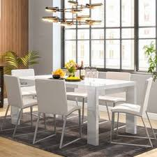Dining Table Sets Buy Dining Tables Sets Online In India Urban - White dining room table set