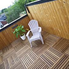 greatdeck outdoor hardwood deck tiles lasting durability