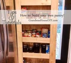 Build Your Own Kitchen by Pantry Cabinet Build Your Own Kitchen Pantry Storage Cabinet With