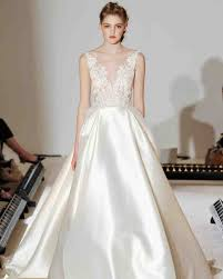 Lazaro Wedding Dresses Lazaro Spring 2017 Wedding Dress Collection Martha Stewart Weddings