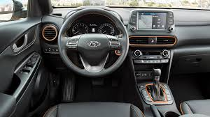 mitsubishi adventure 2017 interior hyundai kona suv 2017 review by car magazine