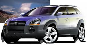 Craigslist Tucson Personal by Hyundai Launching Tucson In 2004 The Car Connection
