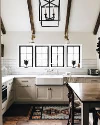 antique white farmhouse kitchen cabinets non white farmhouse kitchens seeking lavender