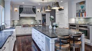 traditional cottage kitchen with a twist in glenview drury design
