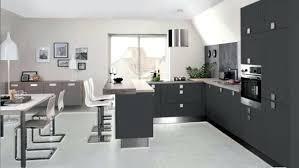 cuisine avec ilo design d intérieur modele de cuisine avec ouverte sur salon