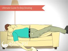 how to stop someone from snoring the a z guide