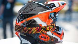 bell motocross helmets first look 360fly bell helmets transworld motocross youtube