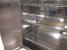storage cabinets with shelves garage u0026 shop storage cabinet with shelves 6 foot tall 48