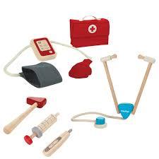plan toys doctor set thetot