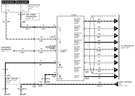 color code for speaker wires on a 95 mustang oringinal cassette