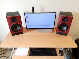 Desk Studio Monitor Stands by New 6 5