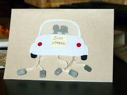 just married cards just married card