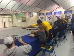 The Basic House by Wvu Rifle Holds Open House To Celebrate Successful Year West