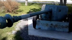 pak 40 german 75mm anti tank gun how to operate armament and