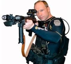 Anders Behring Breivik wrote