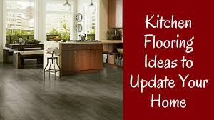 kitchen flooring ideas to update your home