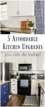 affordable kitchen upgrades a turtle u0027s life for me