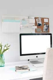 Decoration Things For Home Home Office Modern White Home Office Decoration Using White Desk