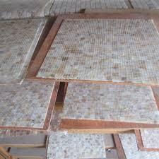 aliexpress com buy shell mosaic mother of pearl tile backsplash