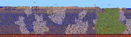 All Items Map Terraria Terraria Steam Roguey U0027s Forum