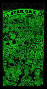 star oaxaca poster proper printshop