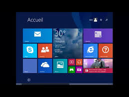 gadgets bureau windows 8 les tuiles des applications windows 8 8 1 ne fonctionnent pas la