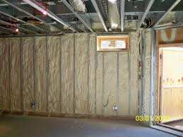 Spray Insulation For Basement Walls New York Energy Conservation Co Inc Insulation Types