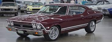 cheap muscle cars pacific classics u2013 classic car dealership