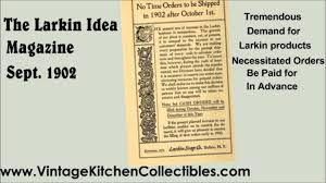 kitchen collectibles vintage kitchen collectibles presents larkin soap company larkin