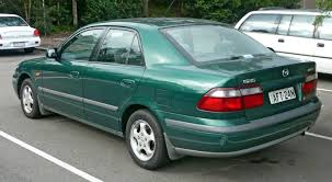 1998 mazda 626 sedan partsopen