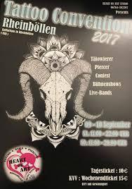 tattoo convention rheinböllen september 2017
