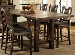 bar height table set counter height kitchen tables with storage kitchen height dining
