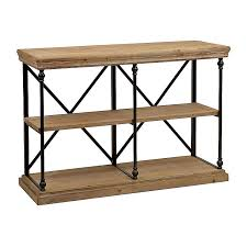 Kirklands Console Table Sonoma Two Tier Console Table Console Tables Consoles And Entry