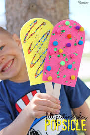 popsicle craft for pretend play darice