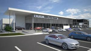 bmw dealership design radical galaxy creative visualization studio