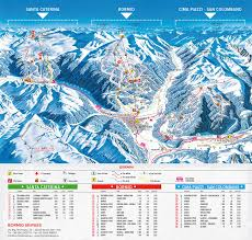 santa map trail map santa caterina valfurva