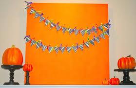Halloween Backdrop Tutorial Halloween Canvas