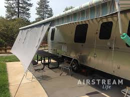 Awnings By Zip Dee Zip Dee Solar Shade Airstream Life Store