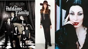 Morticia Addams Halloween Costumes Singer22 Halloween Costume Ideas
