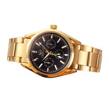 bracelet design watches images Chenxi 006b luxury full of gold men watches stainless steel quartz jpg