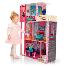 Little Tikes My Size Barbie Dollhouse by Imaginarium City Studio Dollhouse Toys
