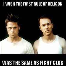 Fight Club Memes - 25 best memes about fight club fight club memes