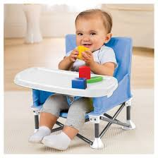 summer infant pop u0027n sit portable booster seat blue target