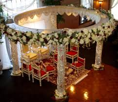 wedding ideas indian wedding decor at home the glamorous color