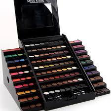 Makeup Kit miss professional makeup kit 130 colors matte shimmer