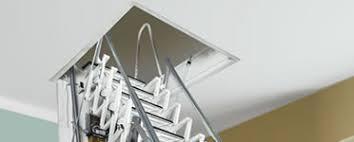 scale retrattili per soffitte scale retrattili motorizzate e scale salvaspazio manuali