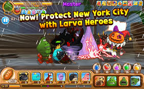 google 2017 halloween game larva heroes lavengers 2017 android apps on google play