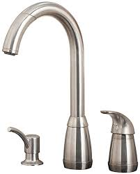 price pfister contempra kitchen faucet price pfister 52650ss contempra single handle kitchen faucet with